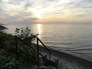 Ryerson Beach Is Located Along Niagara Boulevard Just A Short Distance From The Town Of On Lake Hundred Years Ago Extended Much